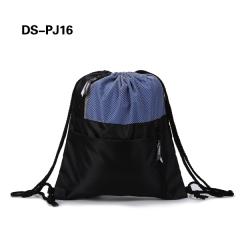 420d polyester drawstring bag