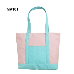 100% biodegradable cotton tote bag
